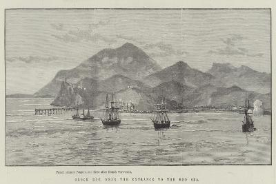 Obock Bay, Near the Entrance to the Red Sea--Giclee Print