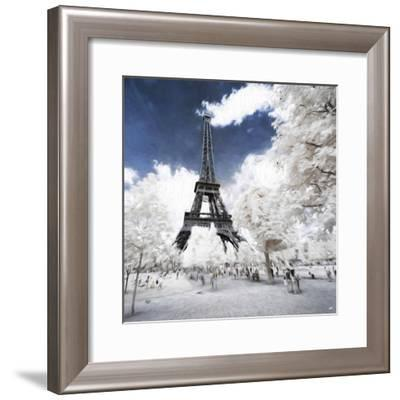 Observation - In the Style of Oil Painting-Philippe Hugonnard-Framed Giclee Print