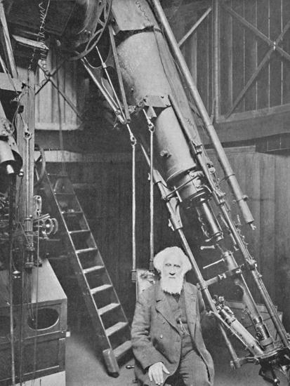 'Observatory of Sir William Huggins, K.C.B., Tulse Hill', 1904-Unknown-Photographic Print