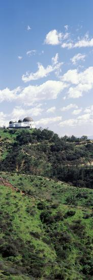 Observatory on a Hill, Griffith Park Observatory, Los Angeles, California, USA--Photographic Print