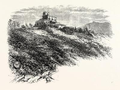 Observatory Vesuvius--Giclee Print