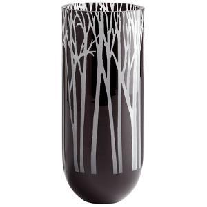 Obsidian Forest Vase - Large