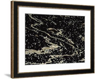 Obsidian Rock-Dirk Wiersma-Framed Photographic Print