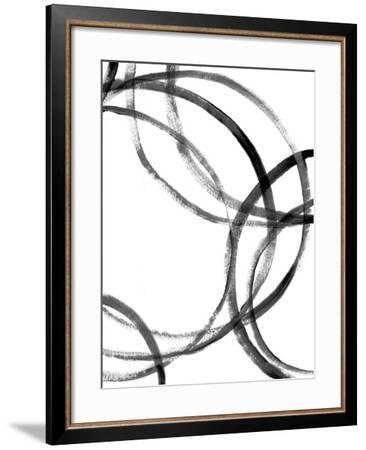 Obsidian-Maja Gunnarsdottir-Framed Giclee Print