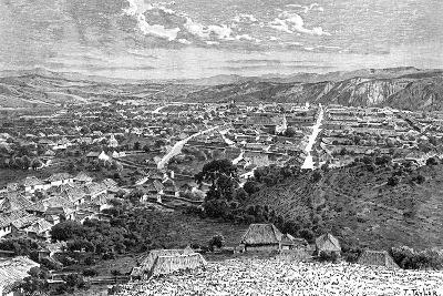 Ocana, Colombia, 1895-T Taylor-Giclee Print