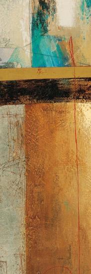 Ocaso Ochre 1-Gabriela Vilarreal-Art Print