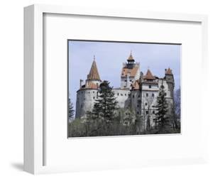 Bran Castle, (Dracula's Castle), Bran, Romania, Europe by Occidor Ltd