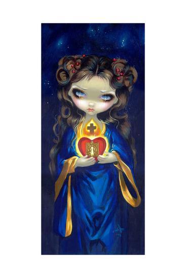 Occulta Cordis-Jasmine Becket-Griffith-Art Print
