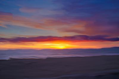 Ocean 9-Sally Linden-Photographic Print
