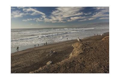 Ocean Beach Afternoon-Henri Silberman-Photographic Print