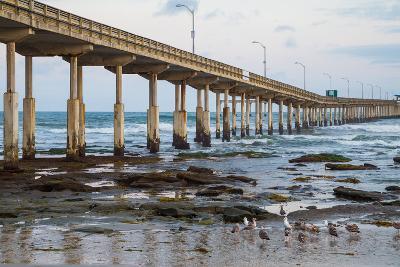 Ocean Beach Pier I-Lee Peterson-Photo