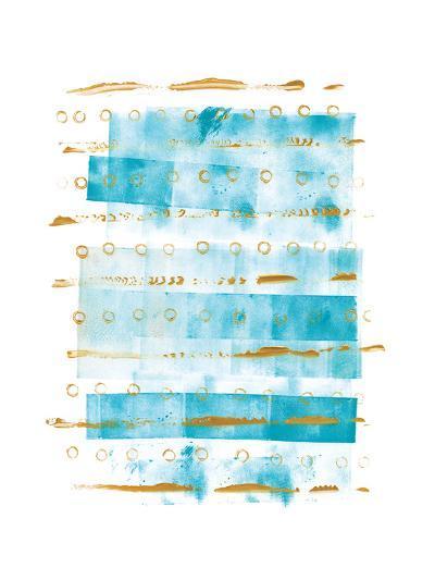 Ocean Blue I-Wild Apple Portfolio-Art Print