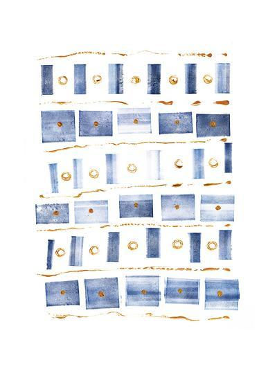 Ocean Blue III-Wild Apple Portfolio-Art Print