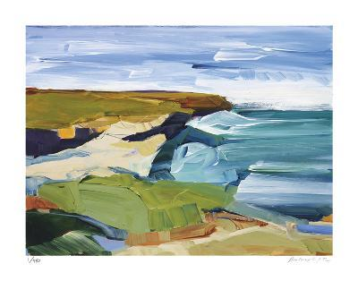 Ocean Bluffs-Barbara Rainforth-Giclee Print