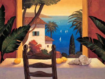 Ocean Breeze I-Elizabeth Wright-Art Print
