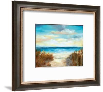 Ocean Breeze--Framed Art Print