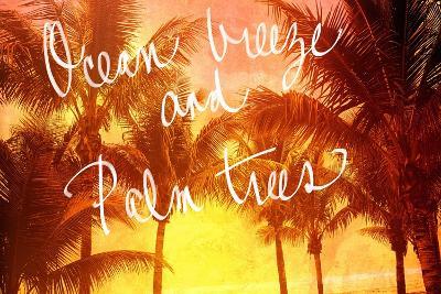 Ocean Breeze-Susan Bryant-Art Print