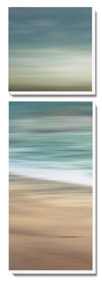 Ocean Calm I-Tandi Venter-Canvas Art Set