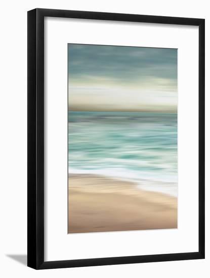 Ocean Calm II-Tandi Venter-Framed Art Print