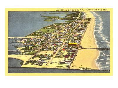 Ocean City, Maryland--Art Print