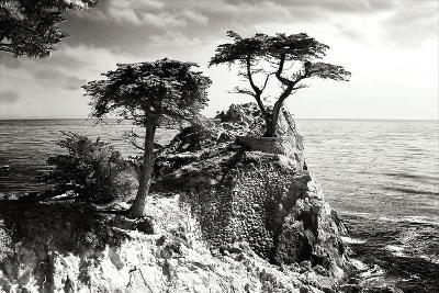 Ocean Cliff I-Alan Hausenflock-Photographic Print