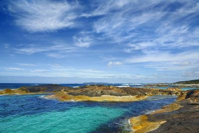 Ocean Coast near Greens Pool-Frank Krahmer-Photographic Print