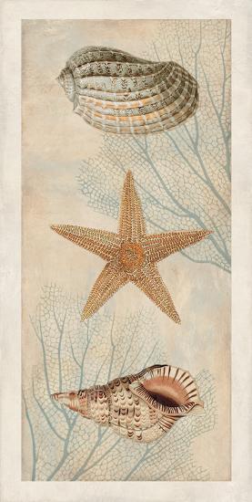 Ocean Companions I-Deborah Devellier-Art Print