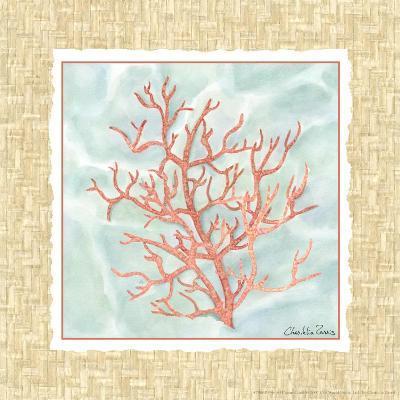 Ocean Coral-Chariklia Zarris-Art Print