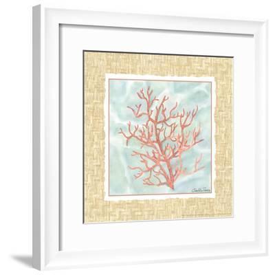 Ocean Coral-Chariklia Zarris-Framed Art Print
