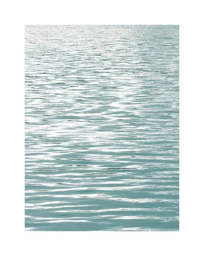Ocean Current Aqua I-Maggie Olsen-Giclee Print
