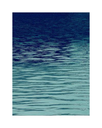 Ocean Current Blue I-Maggie Olsen-Giclee Print