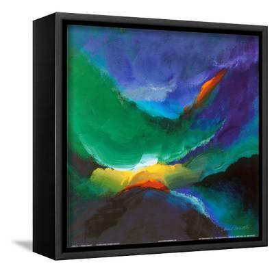 Ocean Dance I-Lanie Loreth-Framed Canvas Print