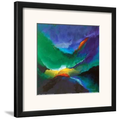 Ocean Dance I-Lanie Loreth-Framed Art Print