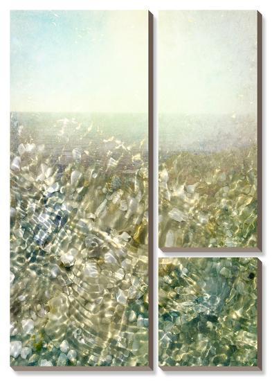 Ocean Dream I-Pam Ilosky-Canvas Art Set