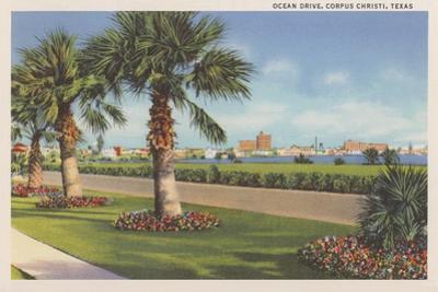 Ocean Drive, Corpus Christi