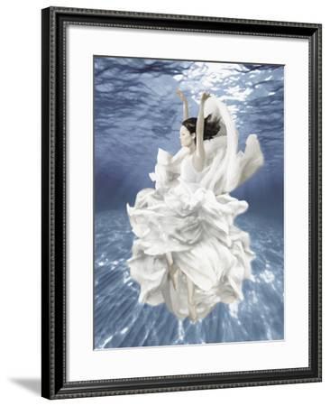 Ocean Escape-Mark Chandon-Framed Giclee Print