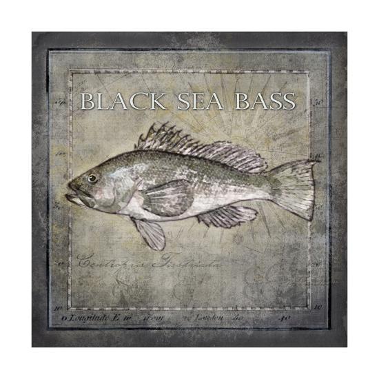 Ocean Fish II-Beth Anne Creative-Art Print