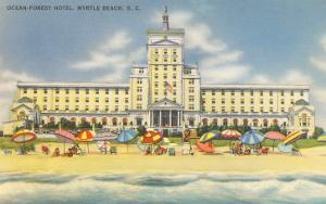 Ocean Forest Hotel, Myrtle Beach, South Carolina