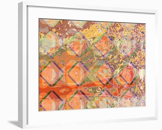 Ocean Forest-Scott J. Davis-Framed Giclee Print