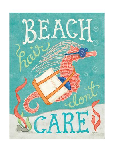 Ocean Friends I-Mary Urban-Art Print
