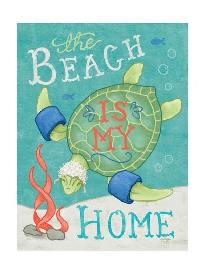 Ocean Friends II-Mary Urban-Art Print