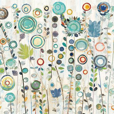 Ocean Garden I Square-Candra Boggs-Art Print