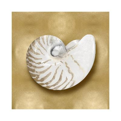 Ocean Gem on Gold III-Caroline Kelly-Giclee Print