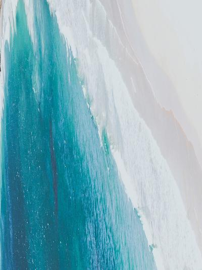 Ocean Gradient-Luke Gram-Art Print