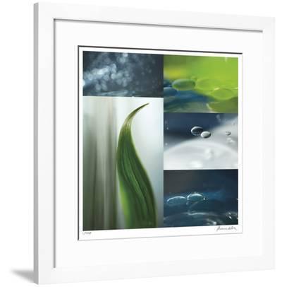 Ocean Grass-Florence Delva-Framed Giclee Print