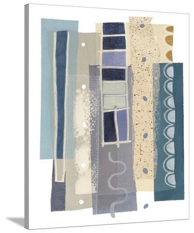 Ocean I-P^G^ Gravele-Stretched Canvas Print