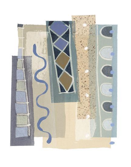 Ocean II-P^G^ Gravele-Art Print