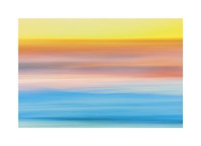 Ocean in Motion 1-Don Paulson-Giclee Print