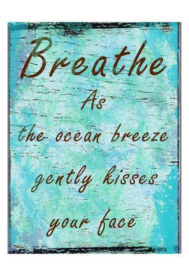 Ocean Kisses-Sheldon Lewis-Art Print