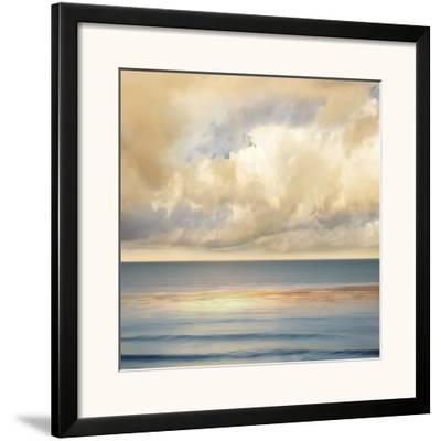 Ocean Light II-John Seba-Framed Art Print